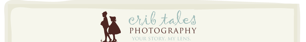 Crib Tales Photography logo